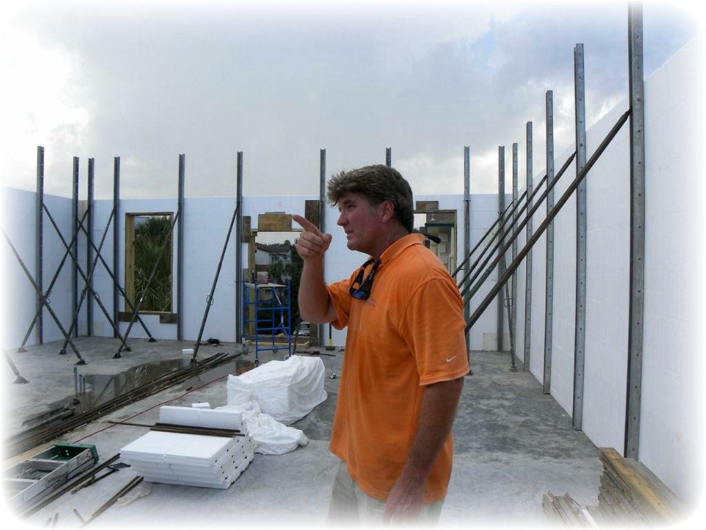 Dl davis construction custom homes jacksonville ponte for Icf construction florida